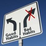 BEATING BAD HABITS